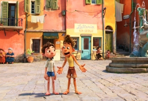 Luca Review: Pixar's Refreshing Summer Treat Channels Studio Ghibli