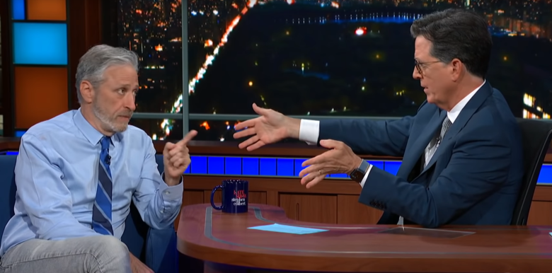 """""""The Late Show With Stephen Colbert"""""""