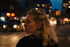 'Italian Studies' Review: Vanessa Kirby Forgets Herself in a Dreamy Portrait of Pre-Pandemic New York