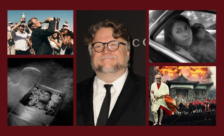 Guillermo del Toro and his favorite movies.