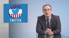"""""""Last Week Tonight with John Oliver"""" 2021 HBO"""