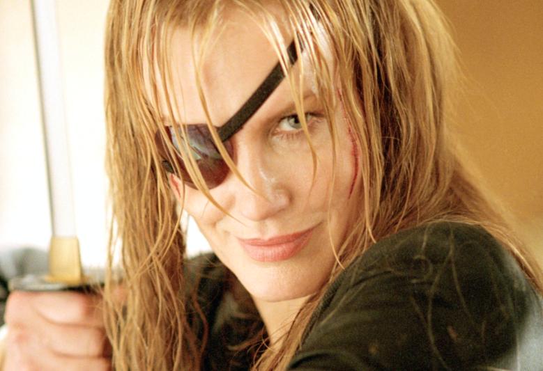 "Daryl Hannah as Elle Driver in ""Kill Bill"""