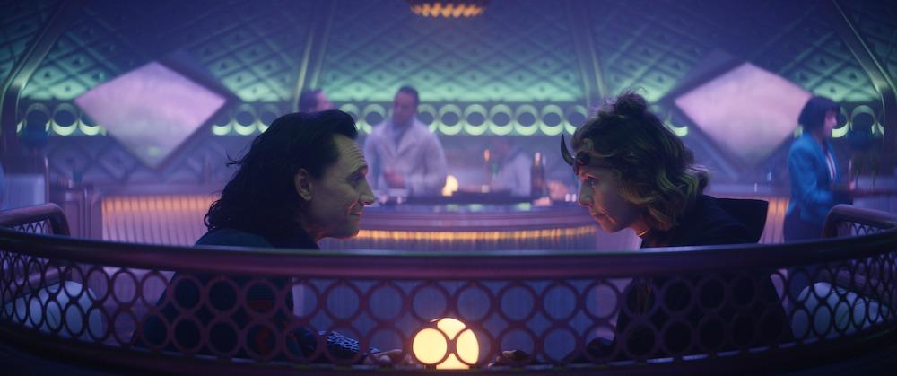 Loki Tom Hiddleston Sophia Di Martino Episode 3 Marvel Disney+