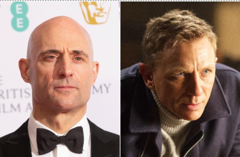 """Mark Strong, Daniel Craig in """"Skyfall"""""""