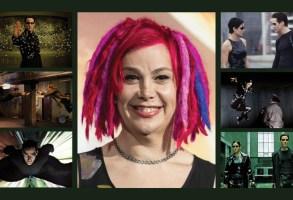 """Lana Wachowski and """"The Matrix"""""""