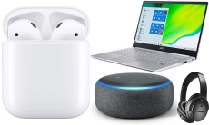 Best Tech Deals for Prime Day 2021: AirPods, Speakers, Laptops, and More