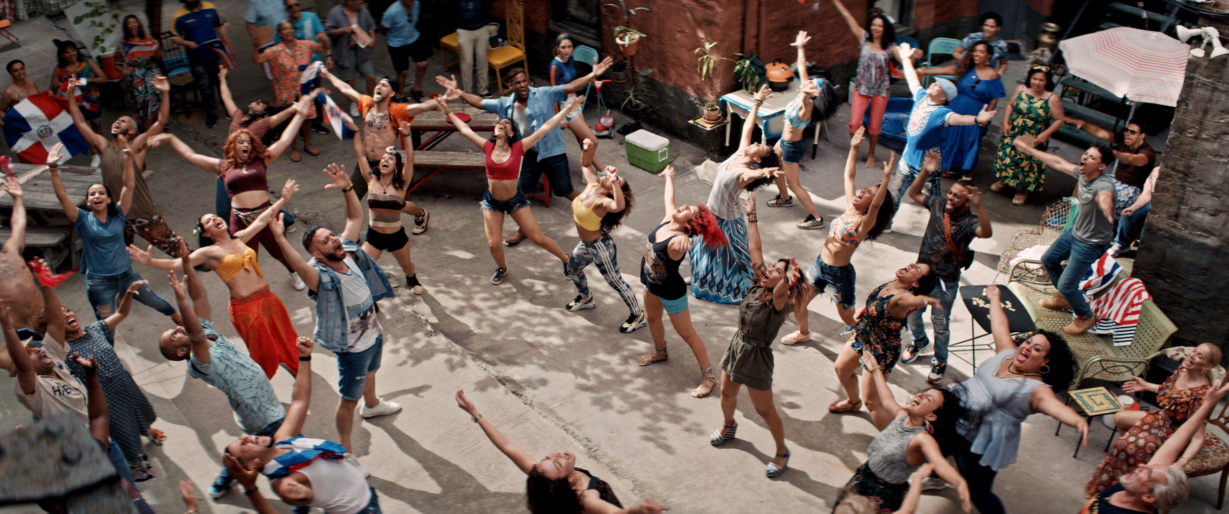 """""""In the Heights"""": """"Carnaval del Barrio"""""""