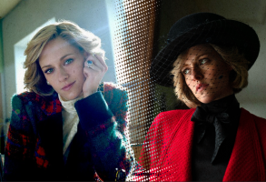 "Kristen Stewart as Princess Diana in ""Spencer"""