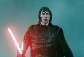 "Adam Driver in ""Star Wars: The Rise of Skywalker"""