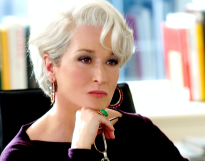 "Meryl Streep, ""The Devil Wears Prada"""