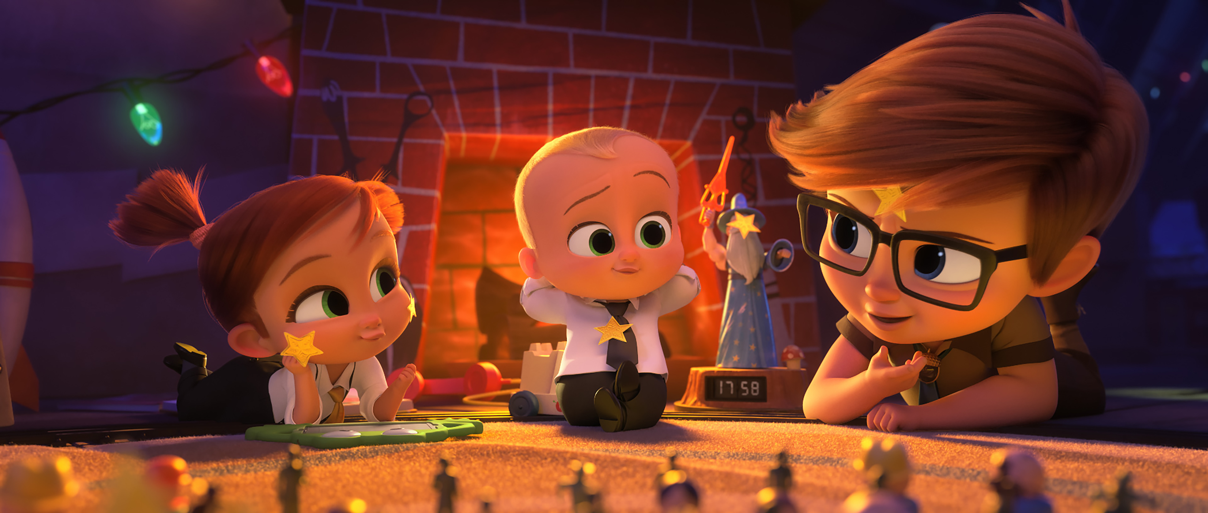 The Boss Baby: Family Business DreamWorks Animation