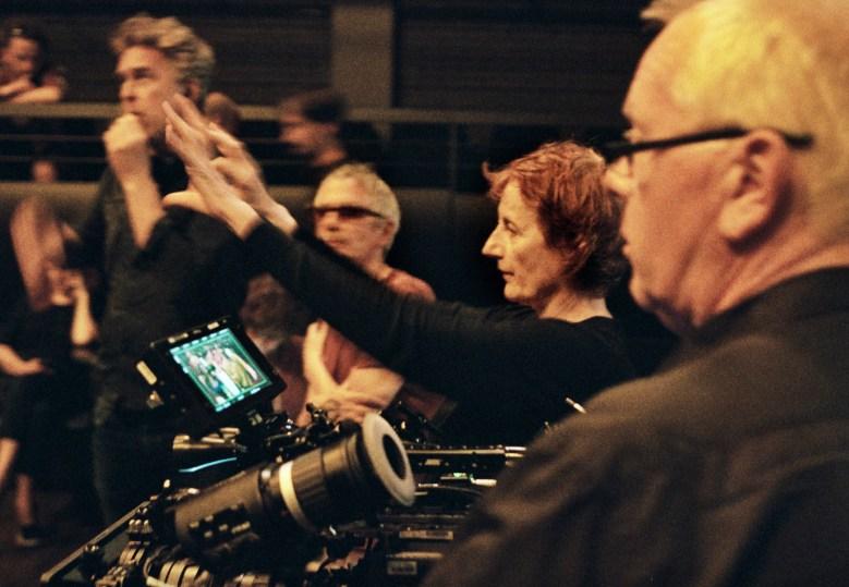 """Annette"" cinematographer Caroline Champetier"