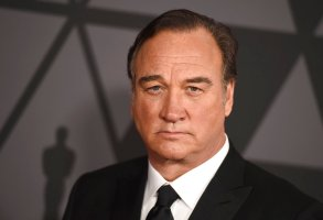 Jim Belushi arrives at the 9th annual Governors Awards at the Dolby Ballroom on Saturday, Nov. 11, 2017, in Los Angeles. (Photo by Jordan Strauss/Invision/AP)