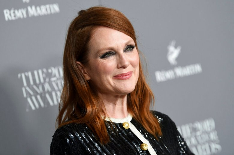 Honoree actress Julianne Moore attends the WSJ. Magazine 2019 Innovator Awards at the Museum of Modern Art on Wednesday, Nov. 6, 2019, in New York. (Photo by Evan Agostini/Invision/AP)