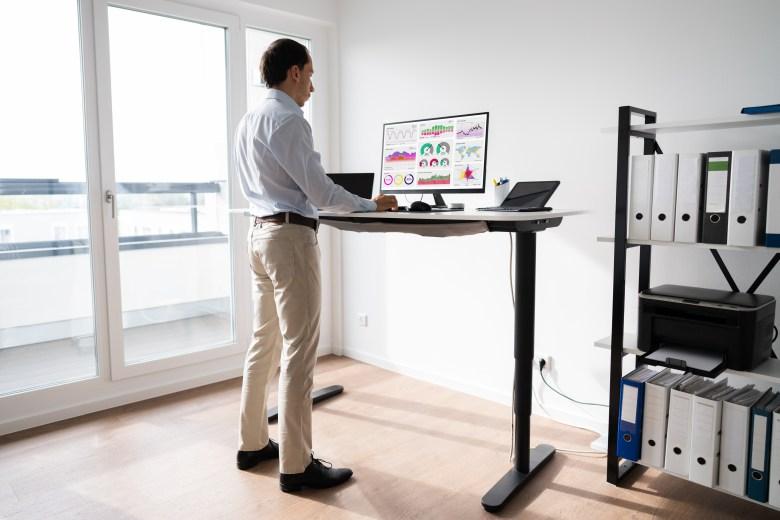 Best Standing Desks For Any Budget, Good Adjustable Desks