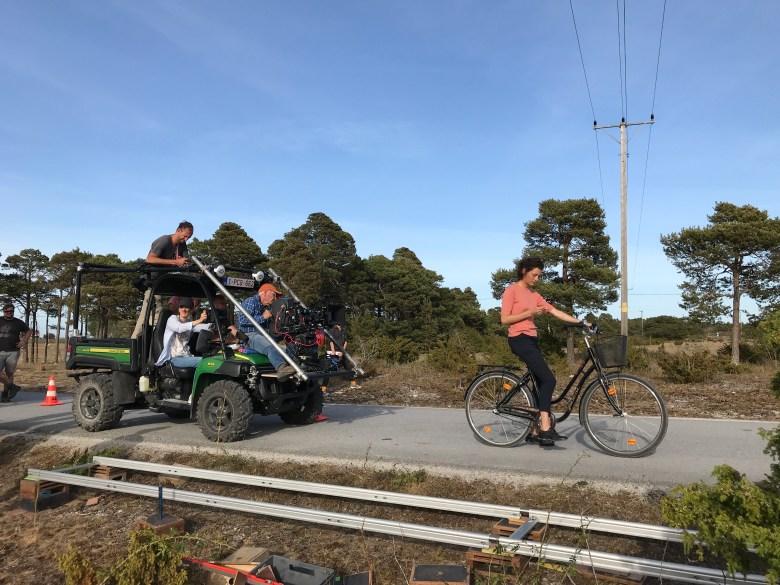 Bergman Island Behind the scenes