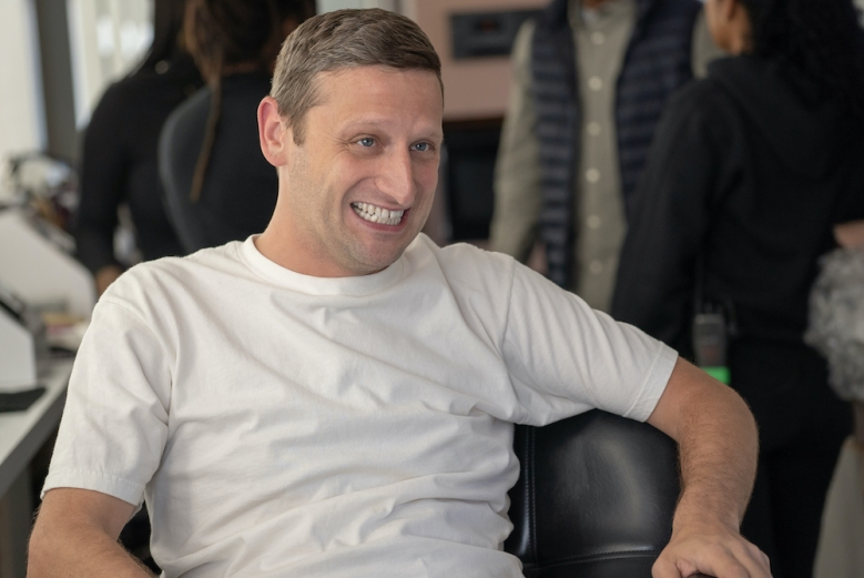 I THINK YOU SHOULD LEAVE with TIM ROBINSON, Season 2 - TIM ROBINSON in I THINK YOU SHOULD LEAVE with TIM ROBINSON, Season 2. Credit: Kevin Estrada/NETFLIX. ©2021 NETFLIX, Inc.