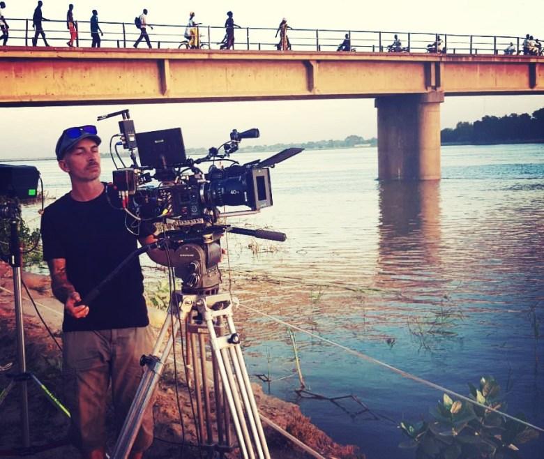 """Lingui, the Sacred Bounds"" cinematographer Mathieu Giombini"