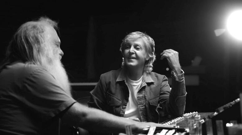 Paul McCartney Rick Rubin Hulu