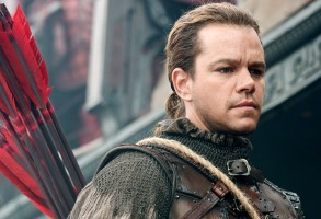 THE GREAT WALL, Matt Damon, 2016. ph: Jasin Boland /© Universal Pictures /Courtesy Everett Collection