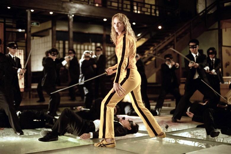 KILL BILL, Uma Thurman, 2003, (c) Miramax/courtesy Everett Collection