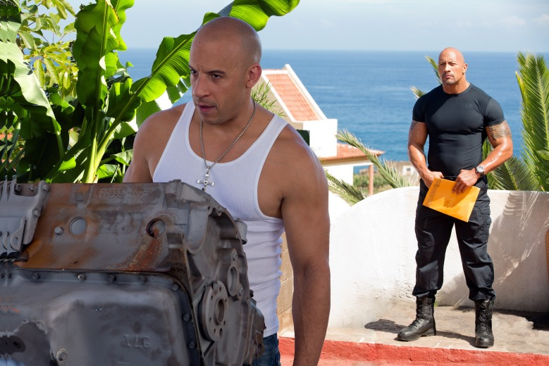 FAST & FURIOUS 6, Vin Diesel, 2013. Giles Keyte/©Universal Pictures/Courtesy Everett Collection