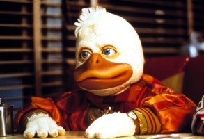 HOWARD THE DUCK, 1986. (c) Universal Pictures/ Courtesy: Everett Collection.