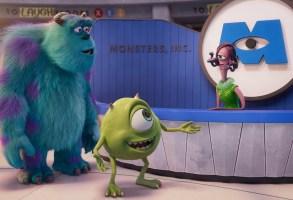 Monsters at Work Disney+ Pixar TV series Monsters Inc