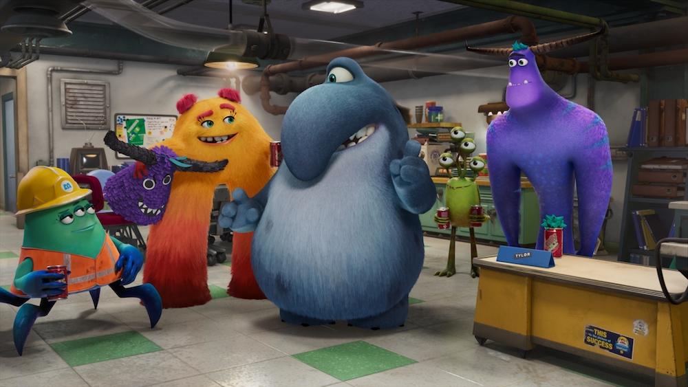 Monsters at Work Disney+ Pixar TV series Henry Winkler