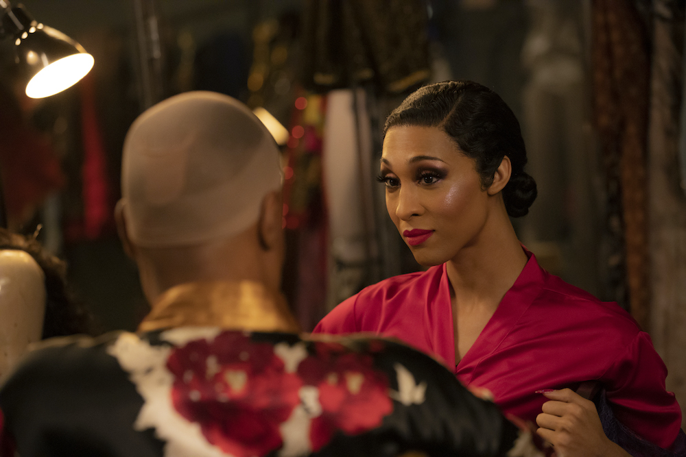 """POSE -- """"Series Finale"""" -- Season 3, Episode 7 (Airs June 6) Pictured: Billy Porter as Pray Tell, Mj Rodriguez as Blanca. CR: Eric Liebowitz/FX"""