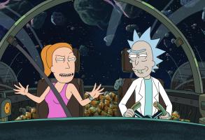Rick Morty Season 5 Rickconvenient Mort