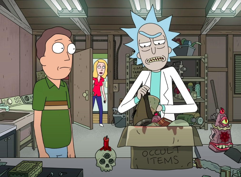 Rick and Morty Season 5 Episode 5 Review: Amortycan Grickfitti Is Nice |  IndieWire
