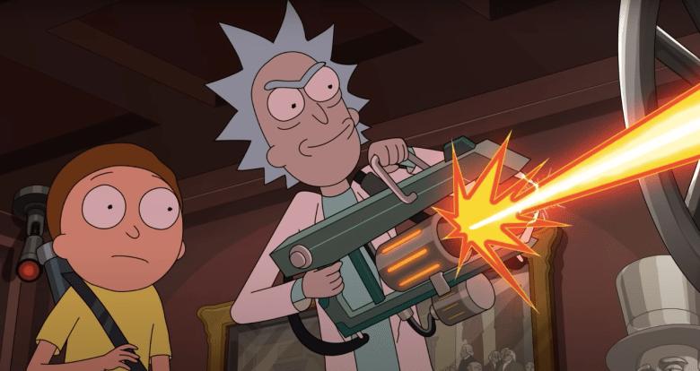 Rick and Morty Thanksploitation Spectacular