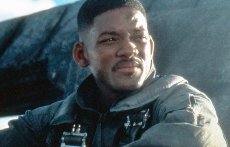 """Will Smith, """"Independence Day"""""""