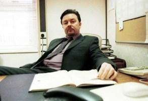 THE OFFICE, Ricky Gervais, 2001-2003, © BBC Ltd. / Courtesy: Everett Collection