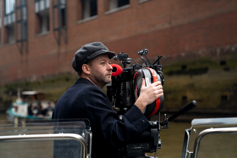 """""""The Story of My Wife"""" cinematographer Marcel Rév"""