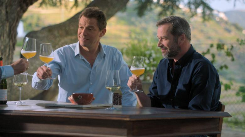 The Wine Show Season 3 Dominic West James Purefoy