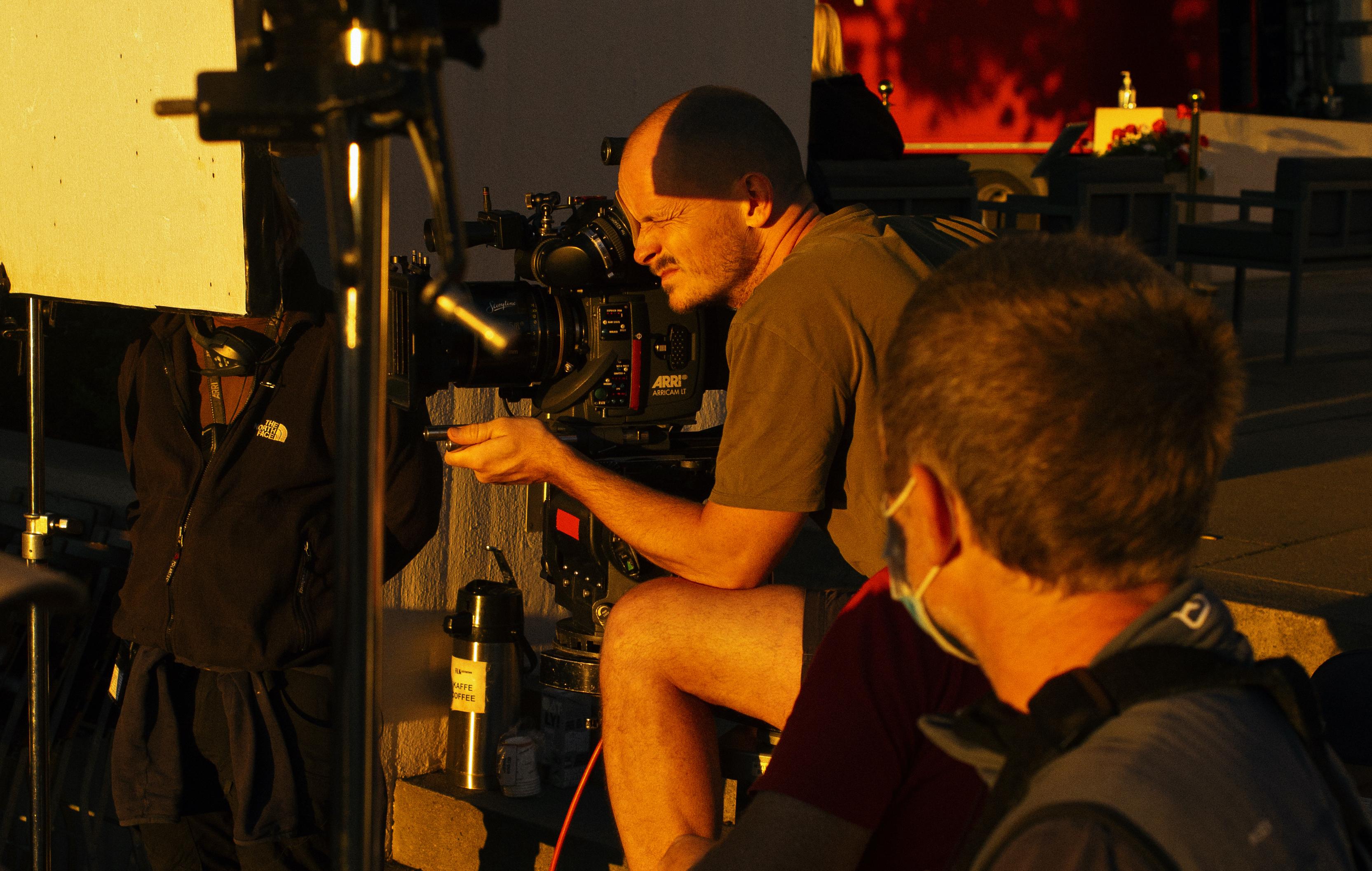"""The Worst Person in the World"" Cinematographer Kasper Tuxen"