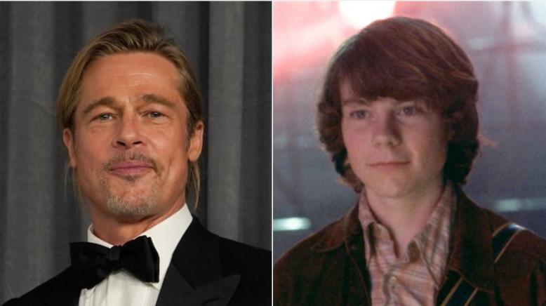 "Brad Pitt, ""Almost Famous"""
