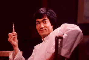 """Bruce Lee in """"Enter the Dragon"""""""