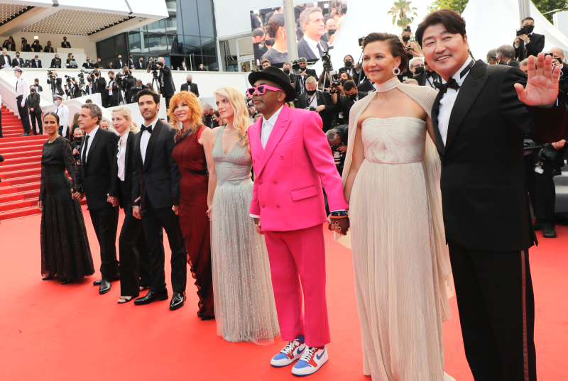 Opening Night Ceremony Cannes