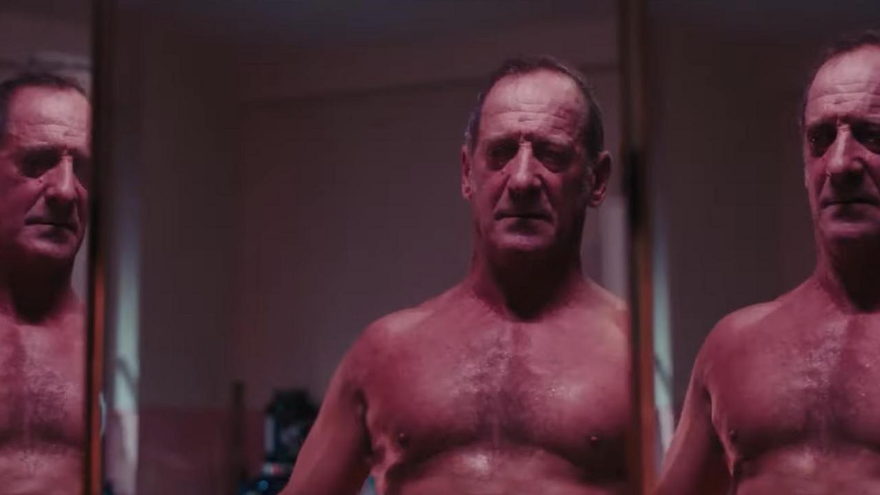 Vincent Lindon Worked Out for Two Years to Prep for Cannes Hit Titane    IndieWire