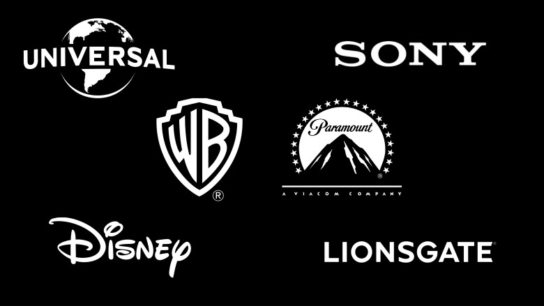 Hollywood's top studios have wildly varying home release strategies.