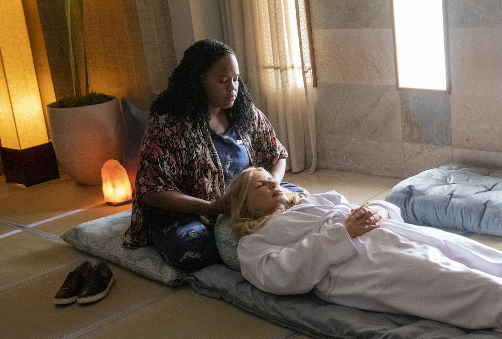The White Lotus HBO Jennifer Coolidge Natasha Rothwell