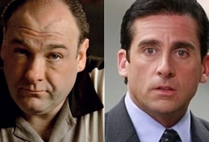 """""""The Sopranos"""" and """"The Office"""""""