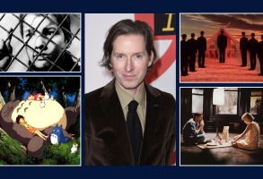 Wes Anderson and his favorite films