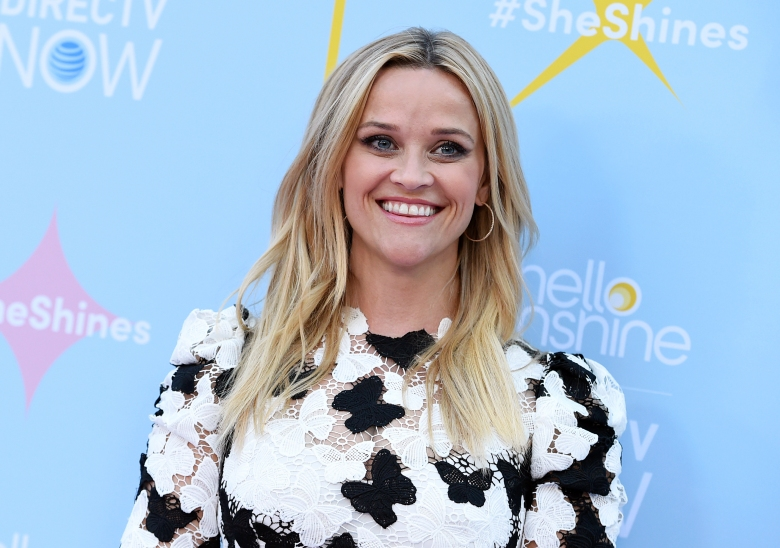Reese Witherspoon arrives at the Hello Sunshine Video on Demand channel launch at NeueHouse Hollywood on Monday, Aug. 6, 2018 in Los Angeles. (Photo by Jordan Strauss/Invision/AP)