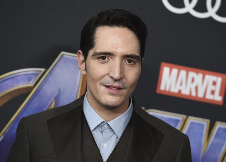 """David Dastmalchian arrives at the premiere of """"Avengers: Endgame"""" at the Los Angeles Convention Center on Monday, April 22, 2019. (Photo by Jordan Strauss/Invision/AP)"""