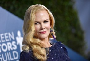 Nicole Kidman attends the 26th Annual Screen Actors Guild Awards at The Shrine Auditorium on January 19, 2020 in Los Angeles, CA, USA. Photo by Lionel Hahn/Abaca/Sipa USA(Sipa via AP Images)