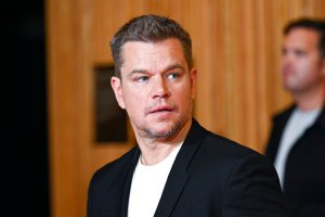 Matt Damon's Daughter Should Write Him a Treatise on How to Apologize